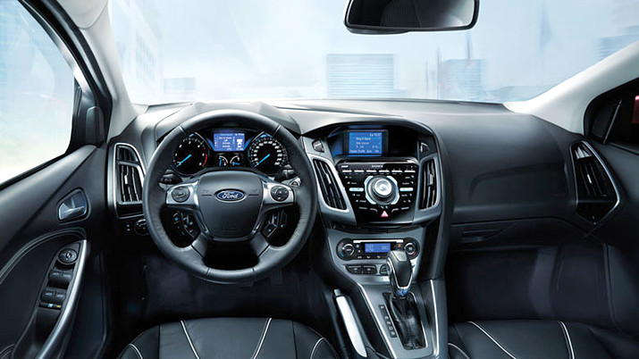 Ford Focus седан 2015