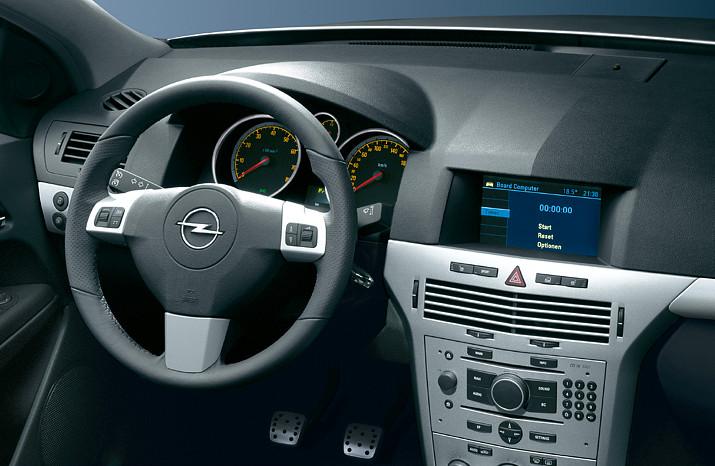 Opel astra family цены характеристики