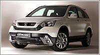 Спец серия Honda CR-V Mugen