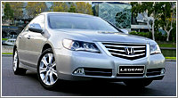 Новый Honda Legend