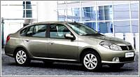 Новый Renault Symbol